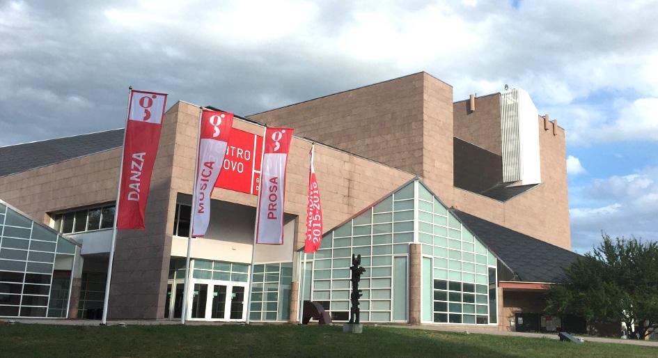 Ufficio Stampa Teatro Nuovo : Listituzione la struttura u2013 teatro nuovo giovanni da udine